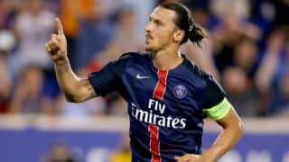 French Cup 2016: Zlatan Ibrahimovic scores 2 goals to help Paris Saint-Germain beat Marseille 4-2 in final