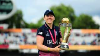 ICC Women's World Cup 2017 final: Heartbreaking defeat against Australia last year inspired England's victory, says Heather Knight