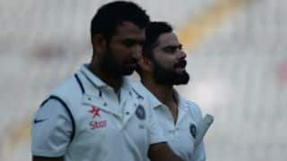 India vs Sri Lanka 2017: Virat Kohli, Cheteshwar Pujara light up Colombo streets