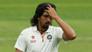 Ishant Sharma: India's current attack best in near future