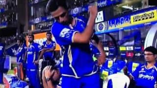 Rahul Dravid uncharacteristically loses his cool after Rajasthan Royals' shocking ouster from IPL 2014