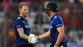 Ben Stokes, James Vince, Sam Billings named in England's T20I squad