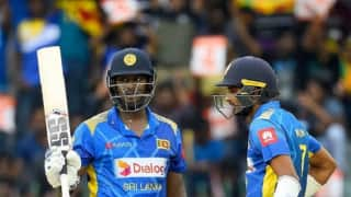 3rd ODI: Angelo Mathews, Kusal Mendis lift Sri Lanka to 294/8