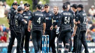 PHOTOS: Bangladesh vs New Zealand, 2nd ODI at Nelson