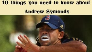 10 things you need to know about Andrew Symonds