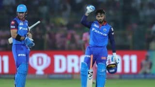 IPL 2019 results: Points table standings - updated after RR vs DC match