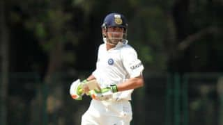 Duleep Trophy Final, Day 4 Report: Gautam Gambhir-led India Blue inch closer to title