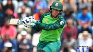 Rassie van der Dussen earns central contract from Cricket South Africa