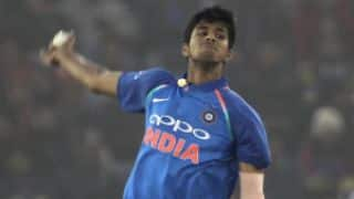 Washington Sundar becomes youngest T20I player for India