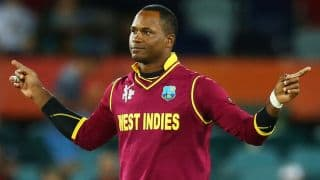 Marlon Samuels not to be sanctioned for 'throat-slit' gesture