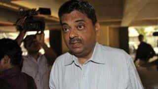 Ratnakar Shetty to serve in BCCI till March 31