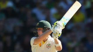 Steven Smith takes Australia to 389/7 at lunch on Day 2 of 3rd Test against India at MCG