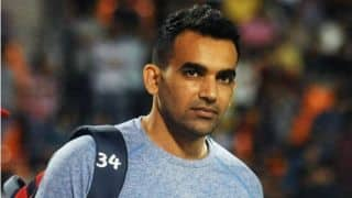 India have enough time to get used to English conditions: Zaheer Khan
