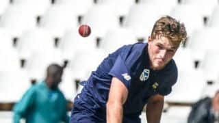 2nd Test: Wiaan Mulder debuts as South Africa opt to bat in series-decider