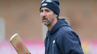 Jason Gillespie not in race for India's head coach job