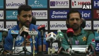 Asia Cup opportunity to assess the team before the 2019 World Cup: Rohit Sharma