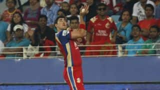 IPL 7: Glenn Maxwell's catch was more satisfying than Wriddhiman Saha's, says Mitchell Starc