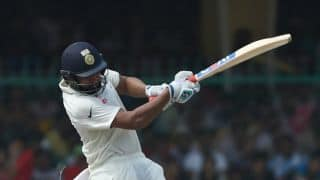 India vs New Zealand 2nd Test, Day 3: Rohit Sharma smashes 6th half-century