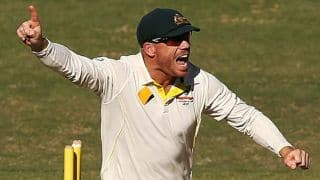 David Warner talks about upcoming Sydney Test