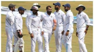 India vs South Africa, 2nd Test: India becomes the first team to win 11 consecutive Test series at home