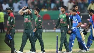 Aisa Cup 2018: Made a lot of mistakes in the field: Mashrafe Mortaza