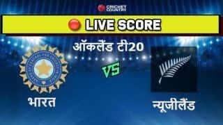 New Zealand vs India: राहुल-अय्यर की साझेदारी के दम पर भारत ने दूसरा टी20 जीता