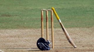 Pakistan's cricketer Bilal Irshad Ahmed hits unbeaten triple century in a 50 overs match