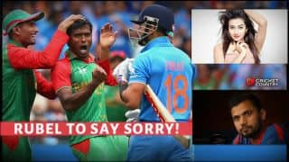 Rubel Hossain to apologise to Virat Kohli in order to get IPL contract with Royal Challengers Bangalore