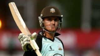 Jason Roy injury scare on day of selection for England T20 side