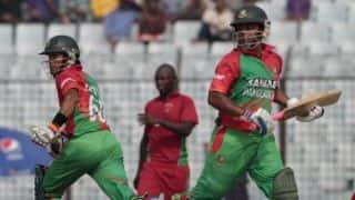 Bangladesh vs Zimbabwe 2014, 2nd ODI: Highlights