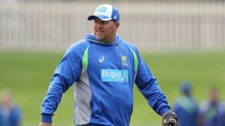 Saker to replace Lehmann as Australia head coach for ODIs vs India