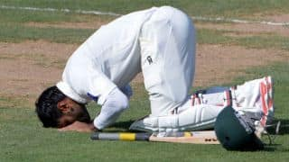 Pakistan vs New Zealand 2014, 3rd Test at Sharjah: Mohammad Hafeez guides Pakistan to 281/3 at stumps on Day 1