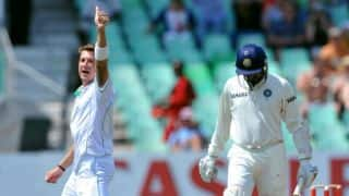 Harbhajan Singh feels Dale Steyn will not be a big threat to Indian Batsman on South Africa tour