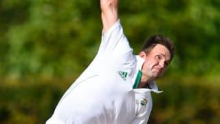 Hardus Viljoen called in as cover for Kyle Abbott for South Africa vs England, 2nd Test at Cape Town