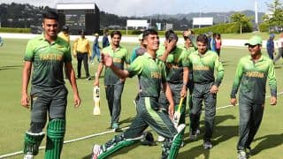 Pakistan vs South Africa, ICC U-19 World Cup 2018 quarter-final 2, LIVE STREAMING: Watch PAK vs SA LIVE Cricket Match on Hotstar