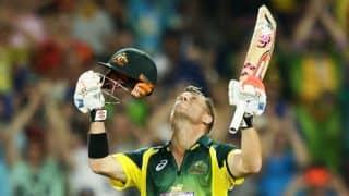 Live Cricket Score, Australia vs England 2015, 1st ODI at Sydney: Australia win by three wickets