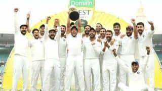 Test Victory against Australia is as big as World Cup 1983 win, says Ravi Shastri