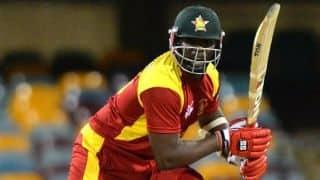 टी-20 ट्राई सीरीज में जिम्बाब्वे के कप्तान होंगे हैमिल्टन मासाकदजा