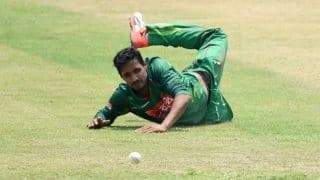 Bangladesh recall Abul Hasan as replacement for Mustafizur Rahman for Afghanistan T20Is
