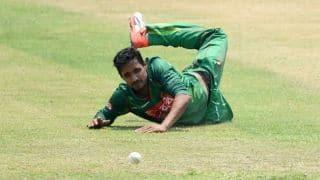 Bangladesh recall Abul Hasan as replacement for Mustafizur Rahman for Afghanistan T20Is