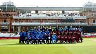 Video: West Indies thrash World XI by 72 runs