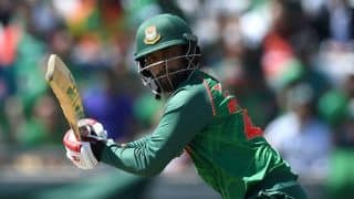 Tamim Iqbal out of Asia Cup after fracturing left wrist