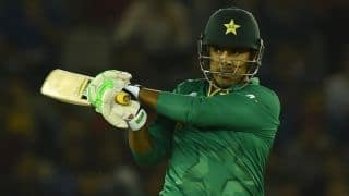 Sharjeel Khan expresses desire to play Test cricket for Pakistan