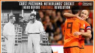 Posthuma– Dutch pioneer who predated football stars