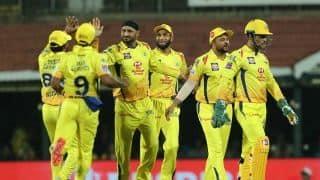 चेन्नई की जीत में चमके दीपक चाहर, हरभजन सिंह; दर्ज की सात विकेट से जीत