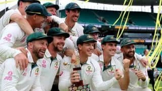3rd Test: Lyon Grabs Ten As Australia Whitewash New Zealand to Take Series 3-0