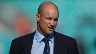 Andrew Strauss steps down as Director of England Cricket