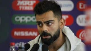 "On rivalry with Mohammad Amir says Virat Kohli ""I don't want to say anything for TRP"