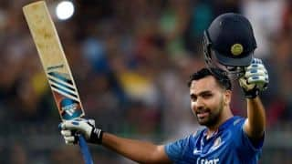 Rohit Sharma: India are serious contenders