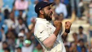VIDEO: Virat Kohli speaks following India's series win over South Africa in 3rd Test at Nagpur